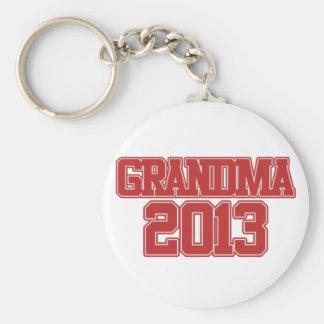 Abuela 2013 llaveros