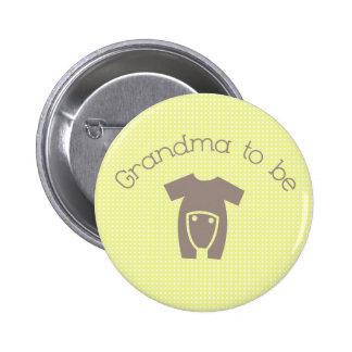 Abuela a ser botón (del neutral) pins