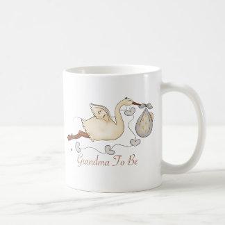 Abuela a ser taza de café