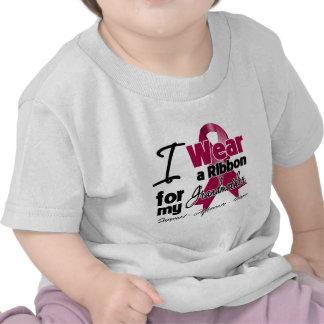 Abuela - cinta del mieloma múltiple camiseta
