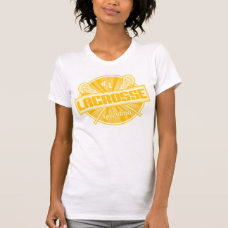 Abuela de 1 LaCrosse Camisetas