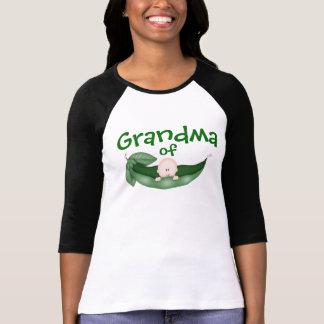 Abuela de la camiseta del bebé