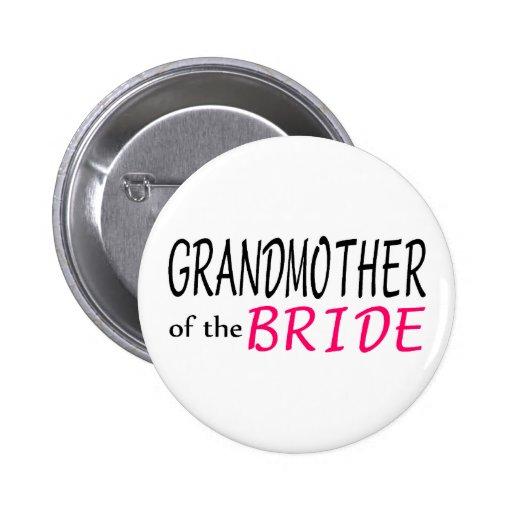 Abuela de la novia pins