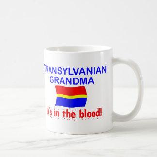 Abuela de Transylvanian - sangre Taza