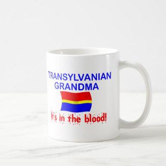Abuela de Transylvanian - sangre Taza Clásica