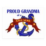 Abuela de un arma nuclear de la marina de guerra postal