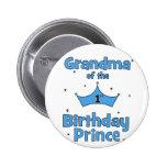 ¡Abuela del 1r príncipe del cumpleaños! Pin