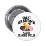 Abuela del alerón del Grandkid gran Pins