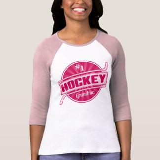 Abuela del hockey #1 camisetas