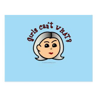 Abuela del logotipo - luz postales