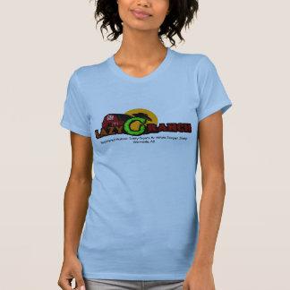Abuela del rancho perezoso de C Camisetas