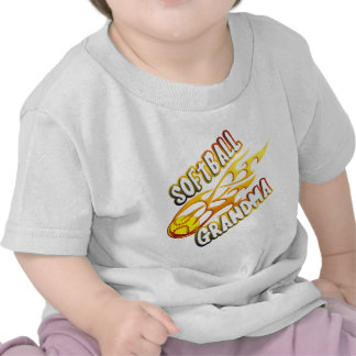Abuela del softball (llama) .png camiseta