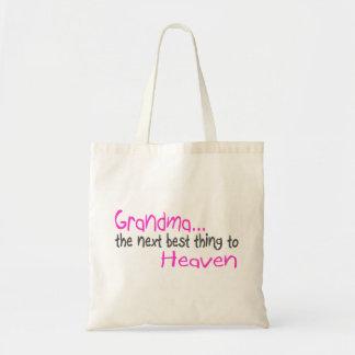 Abuela, la cosa después mejor al cielo bolsas