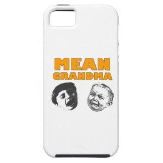 Abuela mala iPhone 5 funda