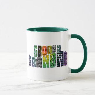 Abuela maravillosa taza