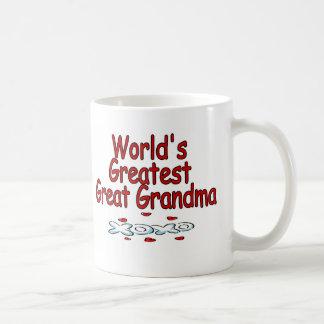 Abuela más grande del mundo la gran taza clásica