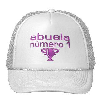 Abuela Número 1 Trucker Hat