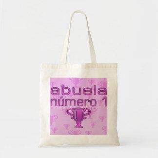 Abuela Número 1 Tote Bag
