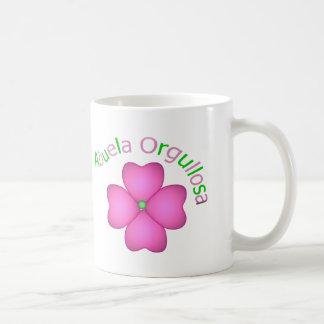 Abuela Orgullosa Coffee Mug