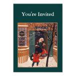 Abuela para los días de fiesta invitación 12,7 x 17,8 cm