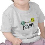 Abuela Penants del campo Camiseta