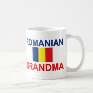 Abuela rumana taza