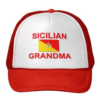 Abuela siciliana gorra