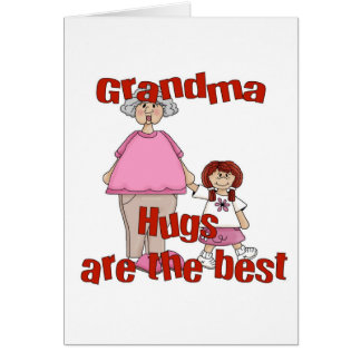 abuela tarjeta de felicitación