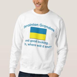 Abuela ucraniana apuesta jersey