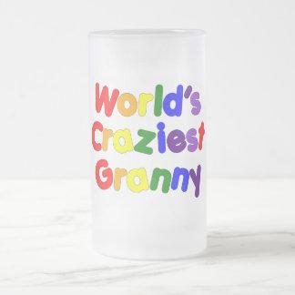 Abuelas divertidas de la diversión: La abuelita má Taza