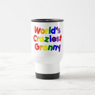 Abuelas divertidas de la diversión: La abuelita má Taza De Café