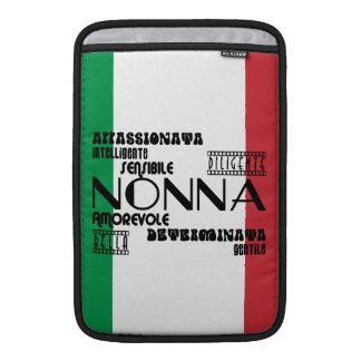 Abuelas italianas: Calidades Fundas MacBook