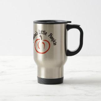 Abuelas poca calabaza taza de viaje de acero inoxidable