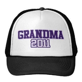 Abuelita 2011 de la abuela a ser gorros bordados