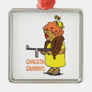 Abuelita de Gangsta Ornatos
