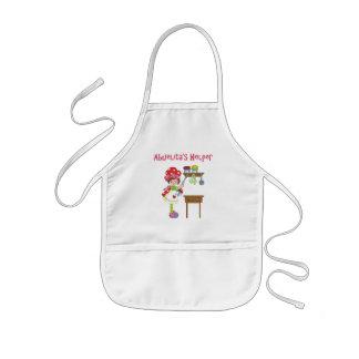 Abuelita's Helper in the Kitchen Kids' Apron