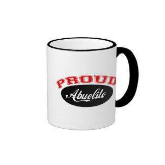 Abuelito orgulloso taza