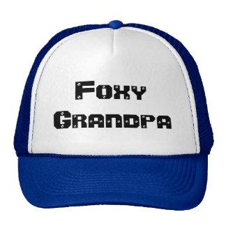 Abuelo astuto gorras