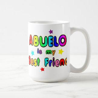 Abuelo Best Friend Coffee Mug