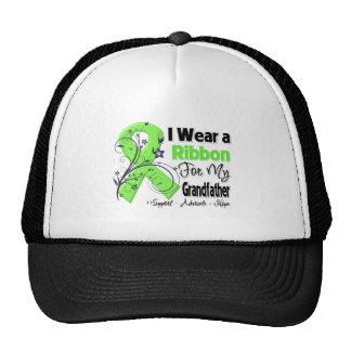 Abuelo - cinta del linfoma gorras