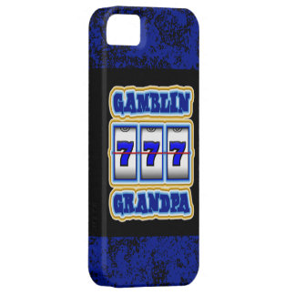 Abuelo de Gamblin iPhone 5 Case-Mate Fundas