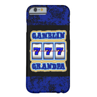 Abuelo de Gamblin Funda De iPhone 6 Barely There