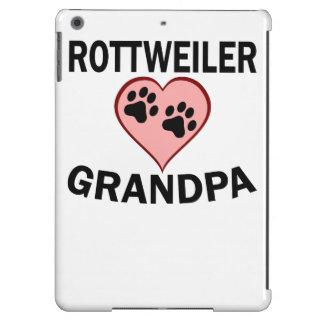 Abuelo de Rottweiler Funda Para iPad Air
