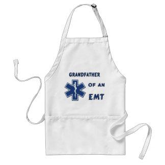 Abuelo de un EMT Delantal