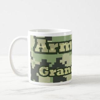 Abuelo del ejército taza