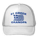 Abuelo del Griego #1 Gorro De Camionero