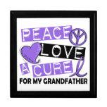 Abuelo del linfoma de la curación H del amor de la Cajas De Joyas