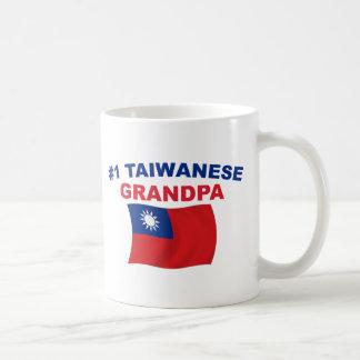 Abuelo del taiwanés #1 taza clásica