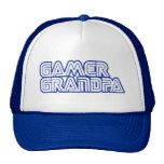 Abuelo del videojugador gorras