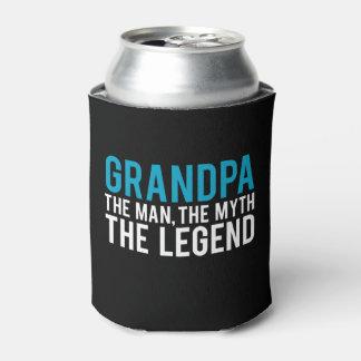 Abuelo, el hombre, el mito, la leyenda enfriador de latas